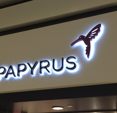 "<h2 class=""1st-title"">Papyrus</h2> <h2 class=""2nd-title"">RETAIL SIGNAGE</h2>"