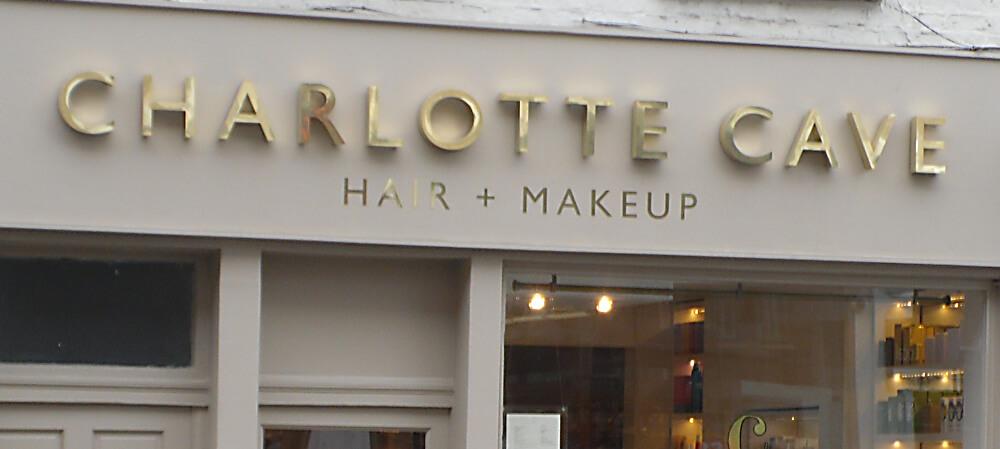 Charlotte Cave Hair + Make Up