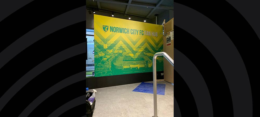 norwich city fc digital graphics