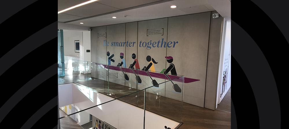 be smarter together digital graphics