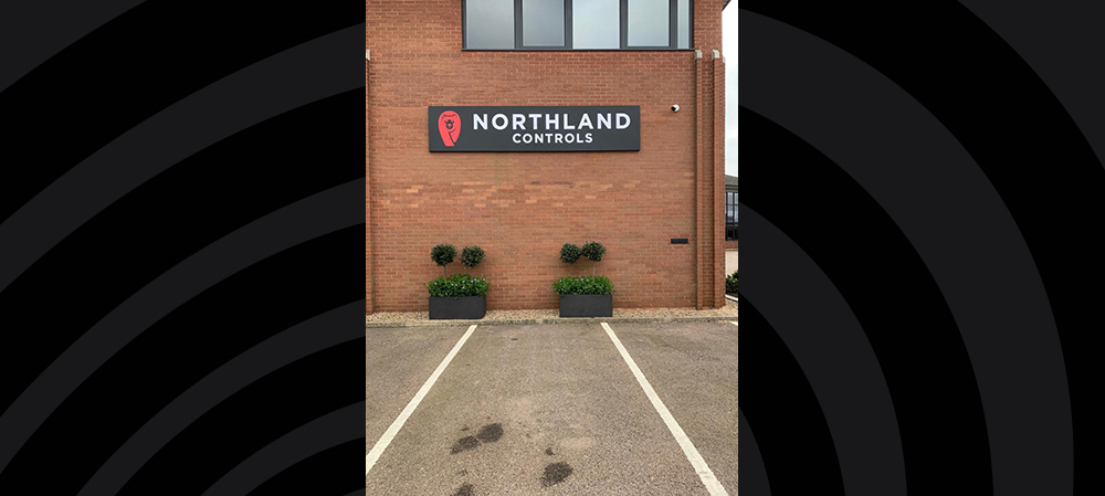 northland control signage