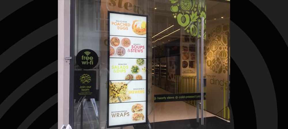 menu box and window graphics