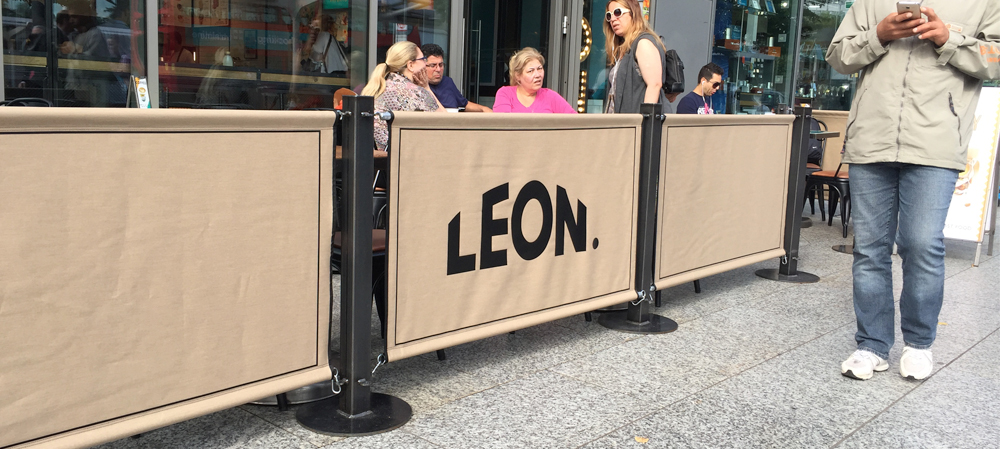 cafe style leon logo point of style