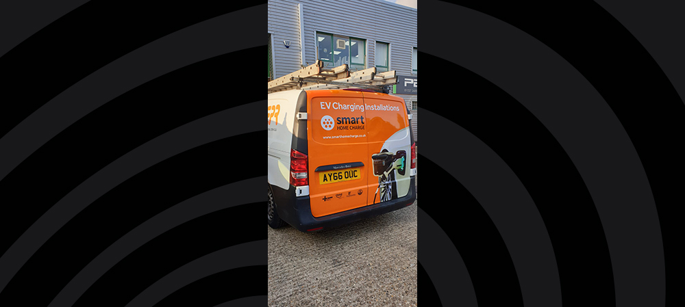 external van wrap