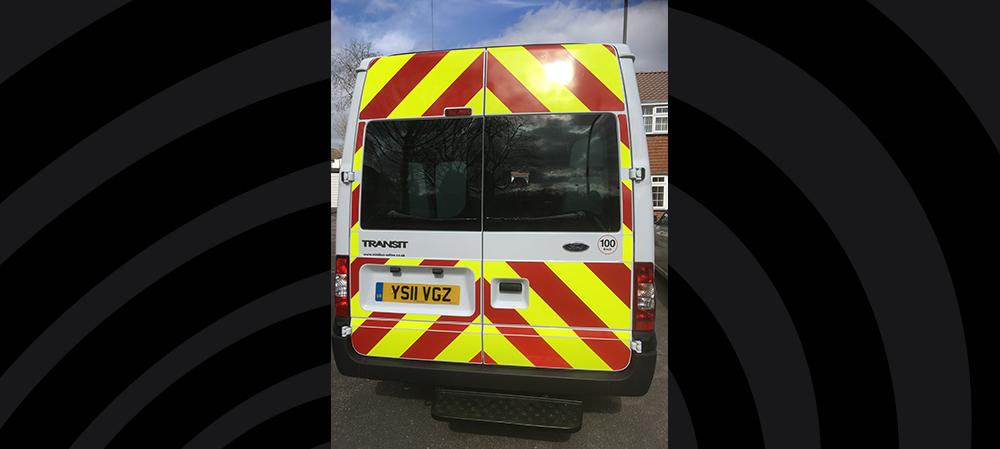 emergency vehicle van artwork